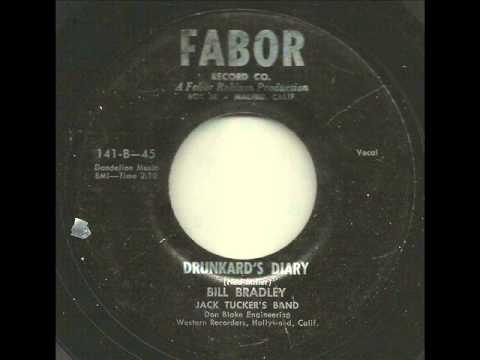 Bill Bradley - Drunkards Diary (1957)