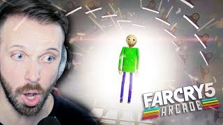 IS THIS SERIOUSLY FAR CRY 5 STILL ?! • Far Cry 5 Arcade ( Custom Maps )