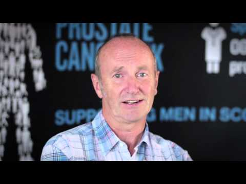 Fred MacAulay talks about Scotmid supporting Prostate Cancer UK