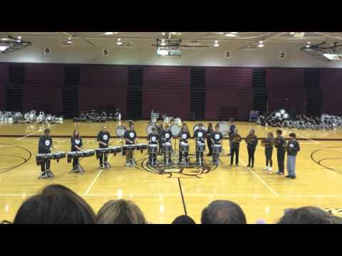 Poland Seminary High School Drumline at the Boardman Drum Night 2015.