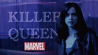 Gambar cover MARVEL women || Killer Queen
