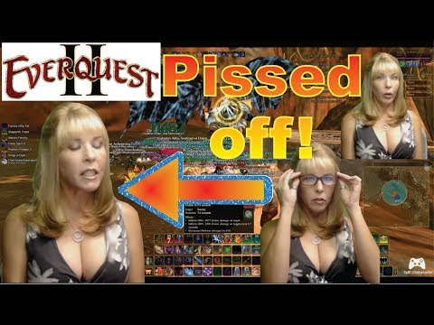 EQ2 Getting PISSED and Epic Heroes Quest EP3