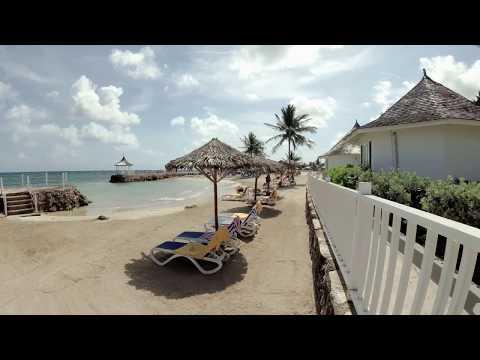 Jamaica / Royal Decameron Club Caribbean walk-around 4K