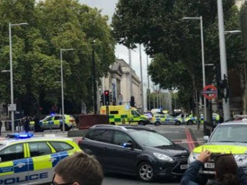 UK London Natural History Museum car ramming: 11 people injured, 9 hospitalized, 1 arrested