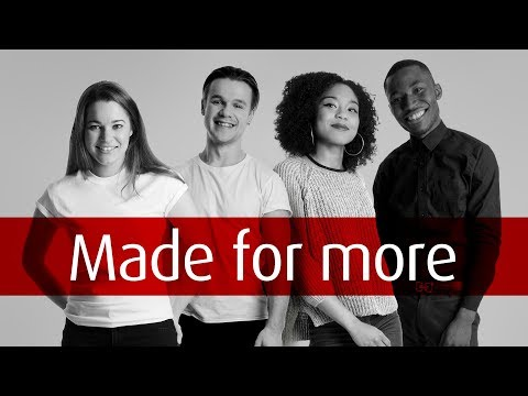 Made for more | Middlesex University London
