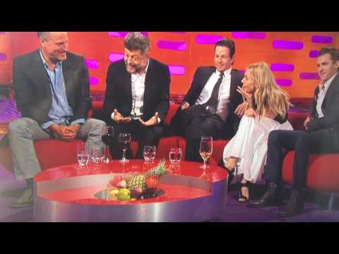 Andy Serkis as Gollum on the Graham Norton Show