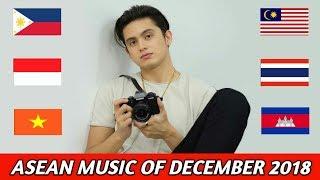 ASEAN POP MUSIC OF DECEMBER 2018