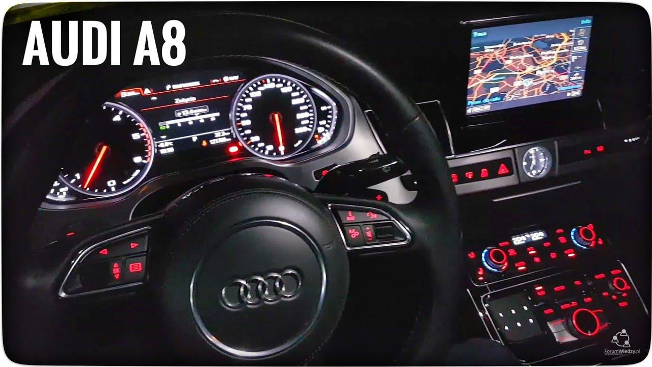 AUDI A8 L III 4.2L TDI S8 D4 2014 L 385KM