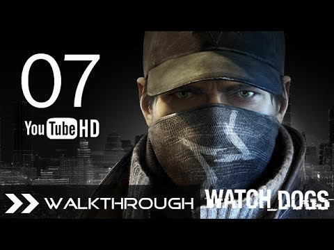 Watch Dogs Walkthrough Gameplay Mission - Part 7 (Act 1 - Dressed In Peels) HD 1080p No Commentary