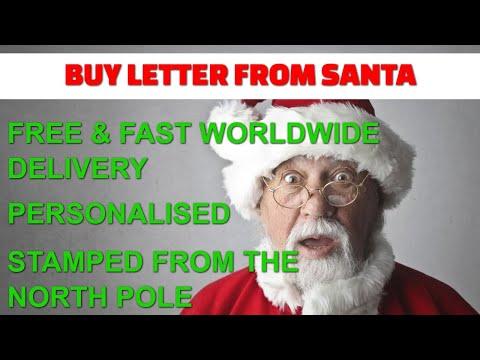 Buy Letter From Santa thumbnail