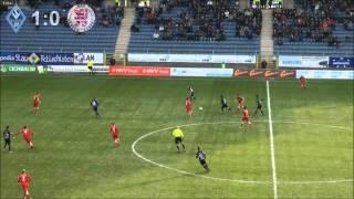SV Waldhof Mannheim 07 vs. KSV Hessen Kassel  20. Spieltag  12/13