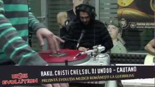 raku - Cautand @ GuerriLIVE Radio Session