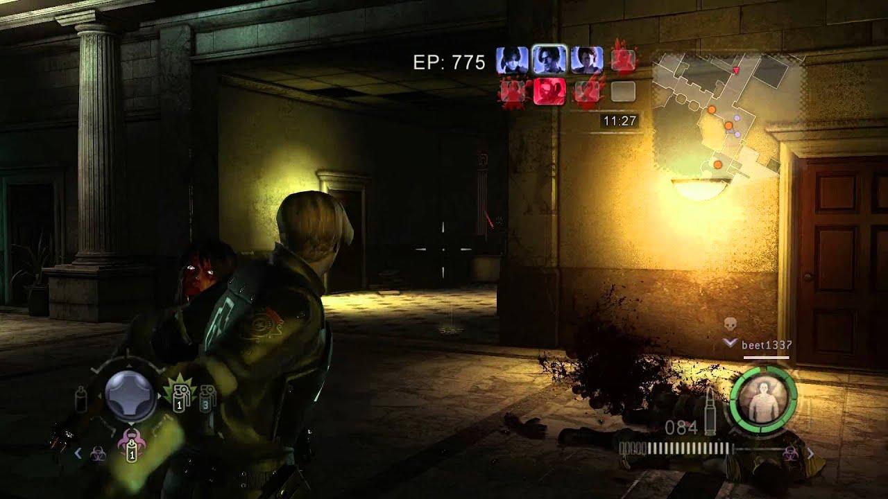 Leon S Kennedy Hd Wallpaper Resident Evil Operation Raccoon City Online Versus Heroes