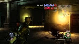 Resident Evil Operation Raccoon City Online versus/heroes gameplay Leon S. Kennedy PC 1080p HD