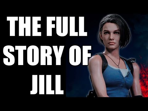 The Full Story Of Jill Valentine - Before You Play Resident Evil 3 Remake