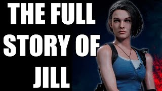The Full Story of Jill Valentine  Before You Play Resident Evil 3 Remake