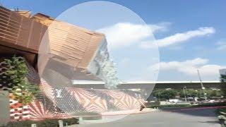 Momento exacto: Edificio se derrumba en mexico