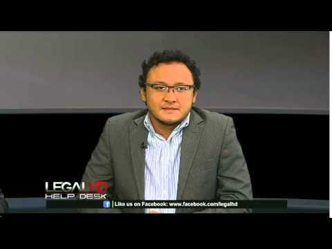 Legal Helpdesk Episode 99: Barangay Justice System / Lupon