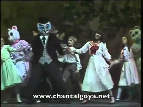 CHANTAL GOYA - La Forêt Magique - extraits