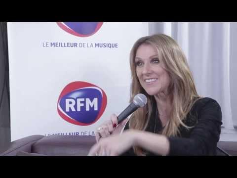 Céline Dion - Les interviews V.I.P de Vincent Cerutti sur RFM
