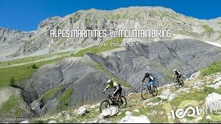 1001Sentiers - Alpes Maritimes is Mountain Biking