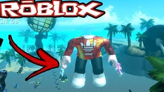 ROBLOX-I TOOK 50K OF STRENGTH AND I WAS CHAMPION IN RUMBLE (BOXING SIMULATOR 2)