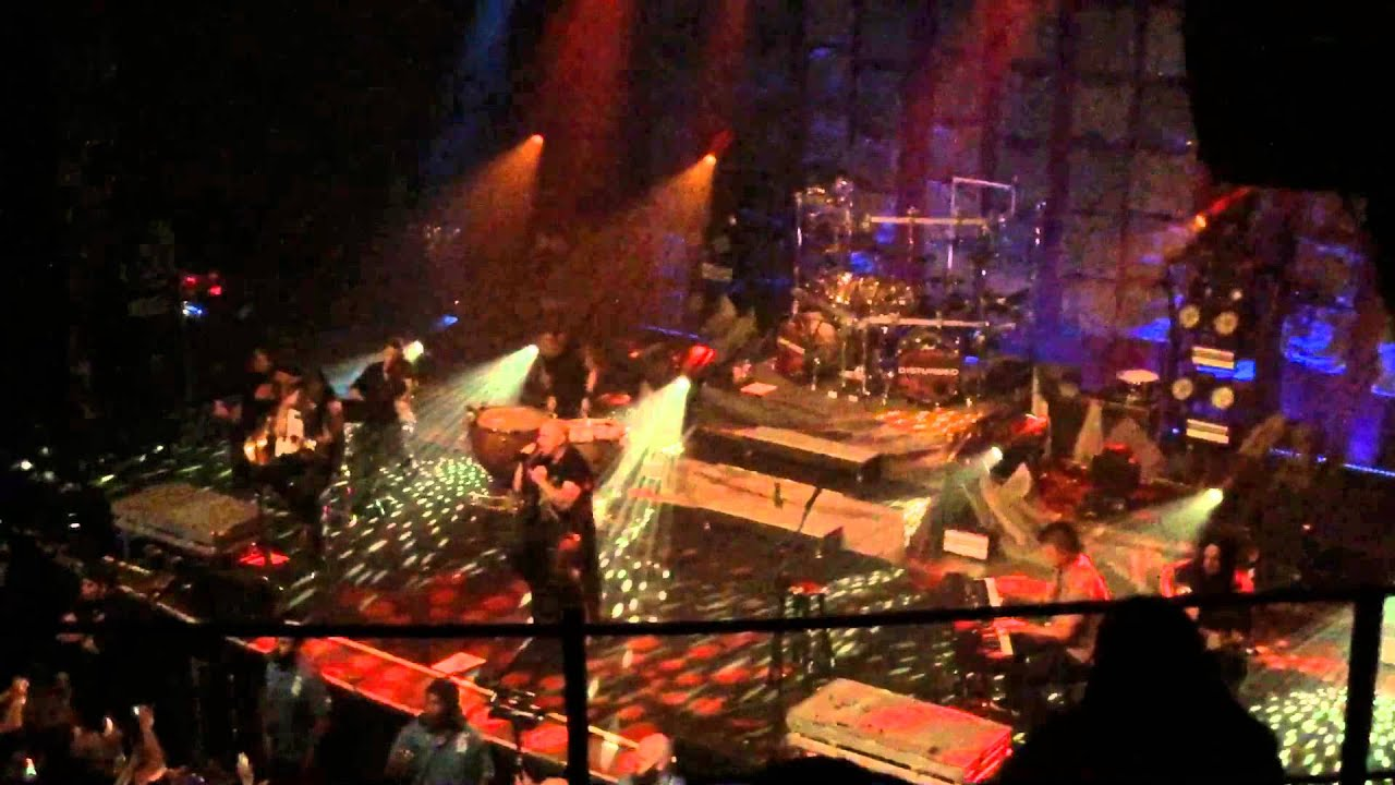 disturbed - sound of silence house of blues dallas - youtube