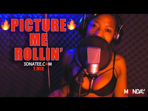 2pac - Picture Me Rollin T.Mix @3DNATEE [Morning Exercise 002]