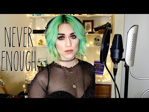 Never Enough - The Greatest Showman (Live Cover by Brittany J Smith)