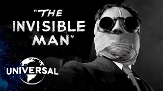 The Invisible Man (1933)   The Terror of Claude Rains' Invisible Man