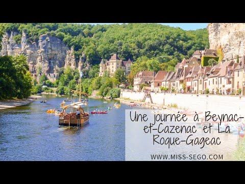 Une journée à... Beynac-et-Cazenac et à La Roque-Gageac