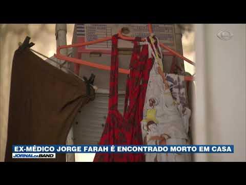 Ex-médico Jorge Farah é Encontrado Morto Em Casa