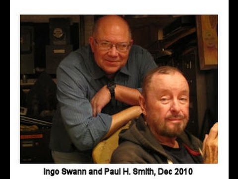 Chatting with Remote Viewer Paul H. Smith Pt. 3 of 3 Paul talks about Ingo Swann and Training