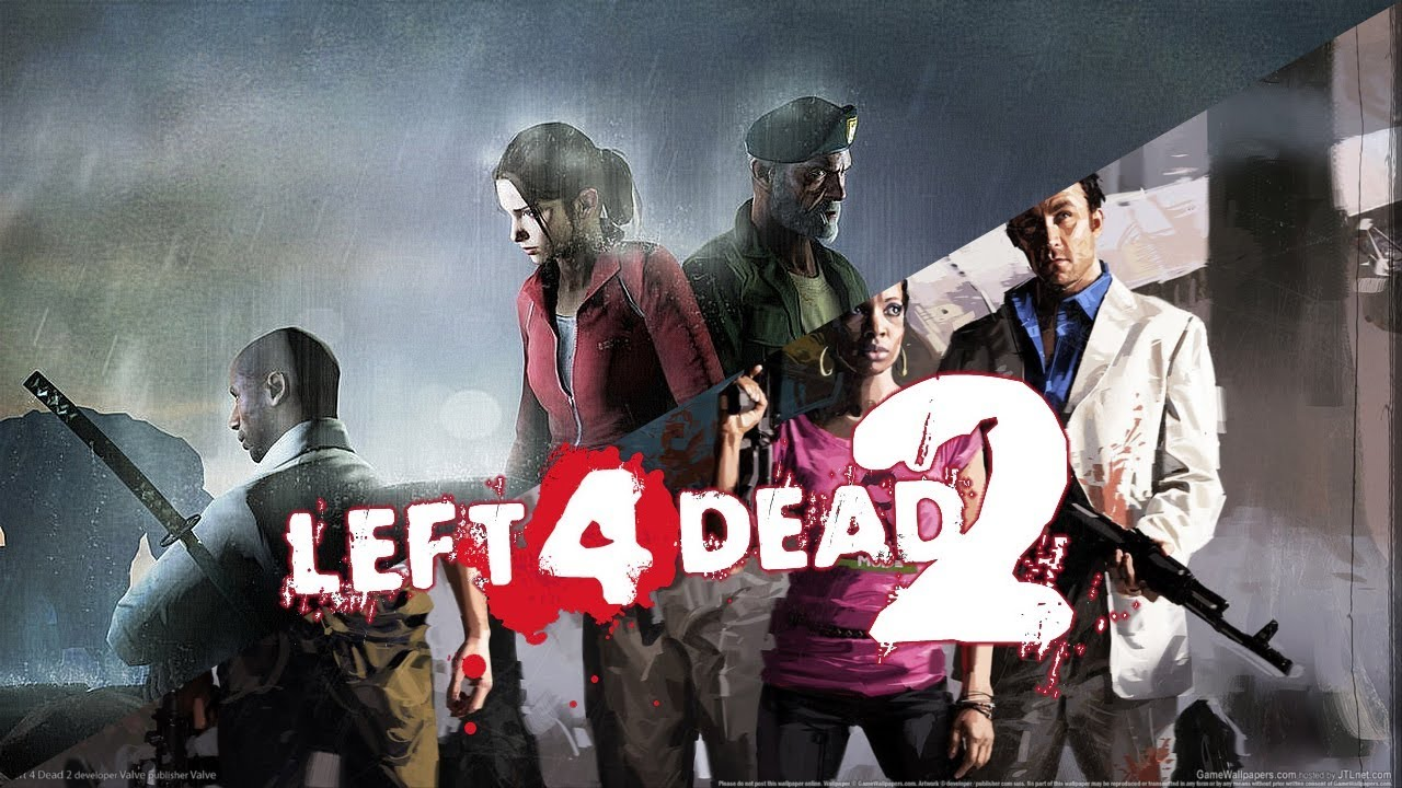 Left 4 Dead 2 - Skin On Our Teeth [Triple Mix]