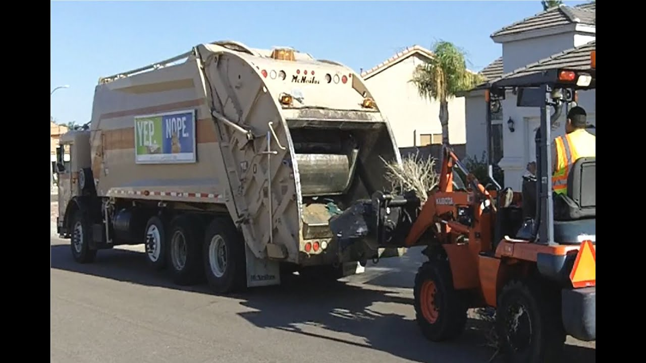City Of Phoenix Garbage Pick Up Schedule - Photos and ...