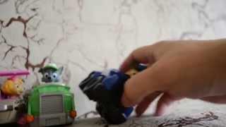 Щенячий патруль на машинках, www.timosha102.ru