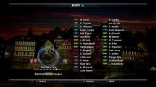 Pro Evolution Soccer 2012 - PSD-Patch v4 8.2.2012