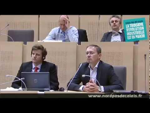 Groupe Stockage de l'énergie - Troisième Révolution Industrielle - NPDC - Séminaire Exécutif