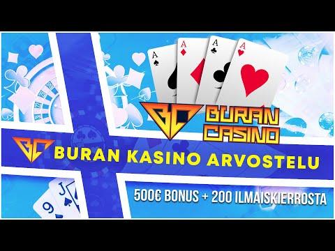 Buran Casino Online 【TÄYSI arvostelu & kolikkopelit 2021】 video preview