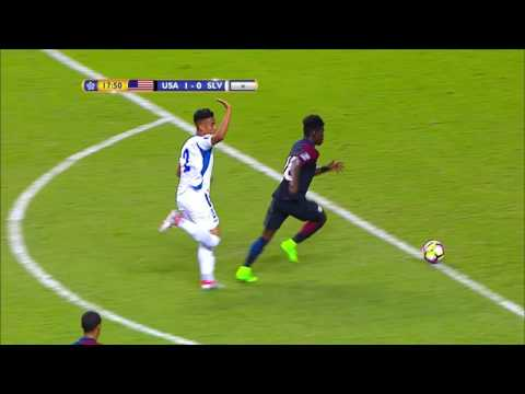 Image result for United States vs El Salvador pic