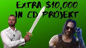 I bought extra $10,000 of CD Projekt stock, Cyberpunk 2077 game delayed