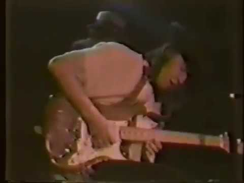 Stevie Ray Vaughan Live @ Wax Museum, Washington DC 12/27/1983