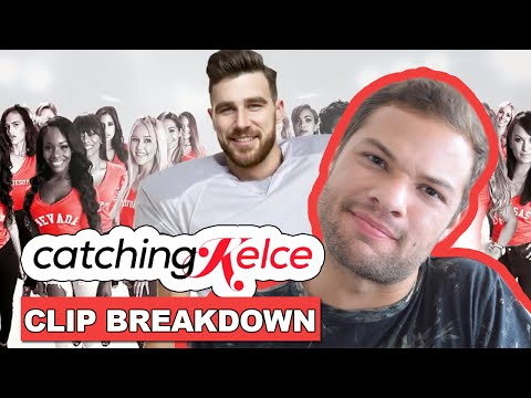 Catching Kelce Casting Special Clip Breakdown Of Best Moments From