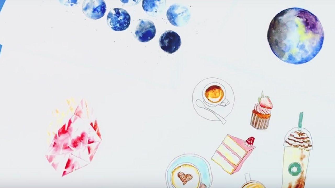Aquarell Malen Anfanger Der Beste Technik Trick Youtube