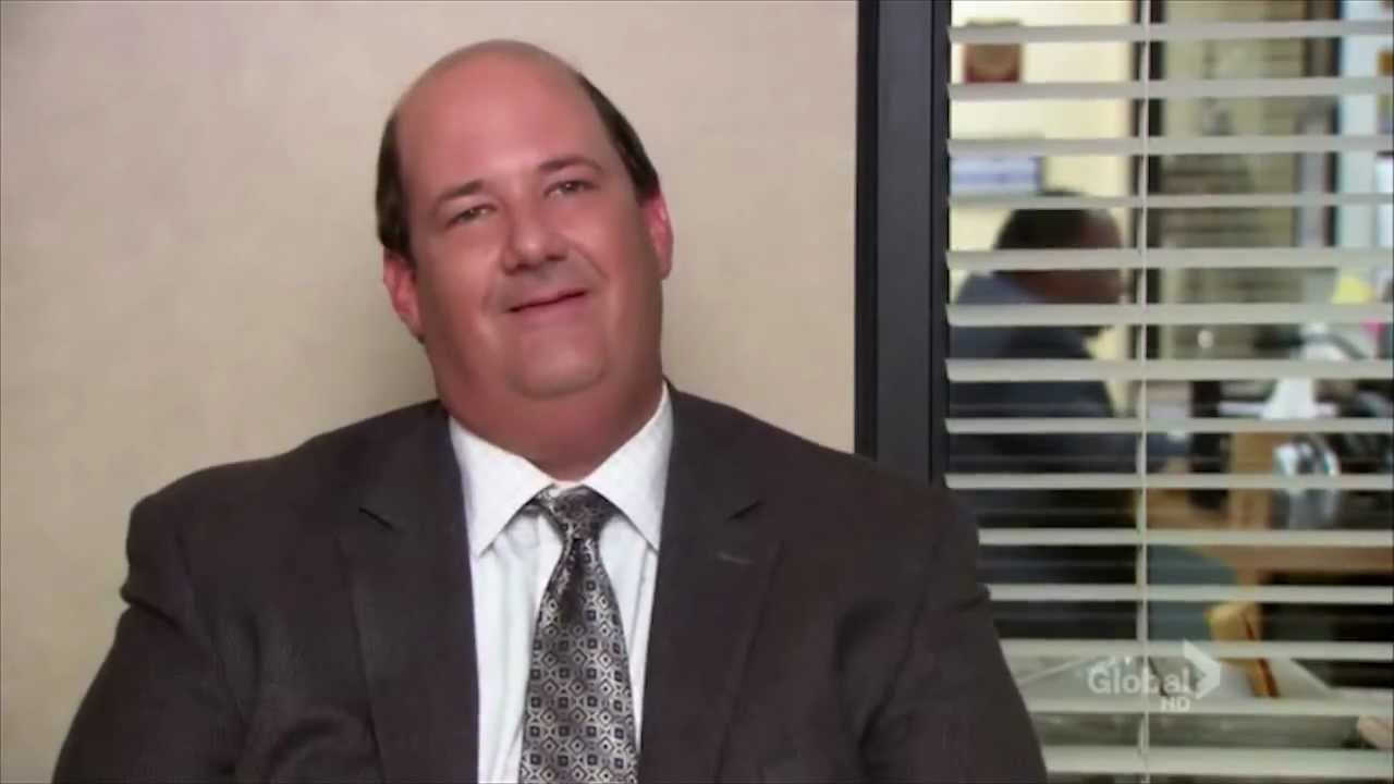 Kevin The Office Eating Cats