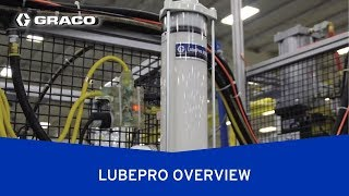 Graco LubePro Automatic Oil and Grease Lubrication Pump Overview