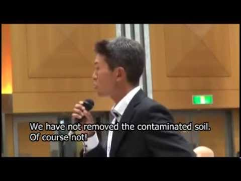 Fukushima Farmers Negotiate With Japanese Government  June 6, 2013