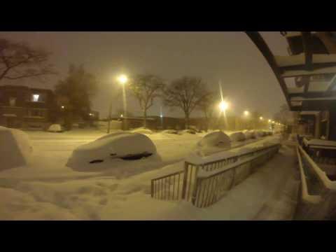 TUTO Tire à l'érable post tempète de neige à Montréal !