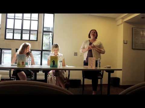 Morristown Festival of Books: YA Panel