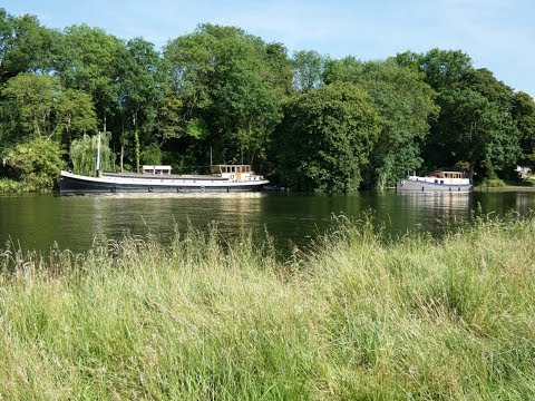 Berkshire Country Walk   Goring & Streatley to Roman Temple on Lowbury Hill   Moulsford   River Tham